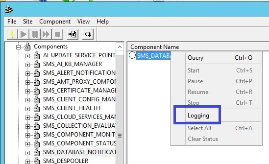 How to Find SCCM 2012 Server Log Files