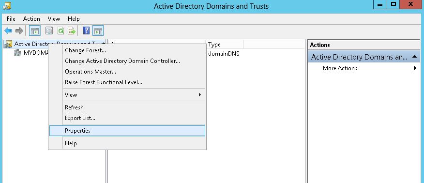 mobile device management active directory