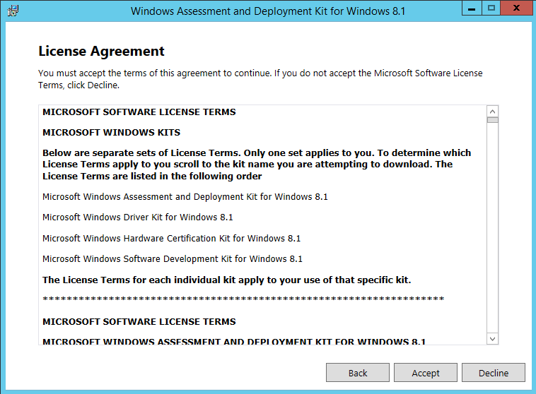 Requirements and Recommendations before installing SCCM 2012 R2