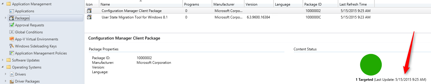 sccm 2012 r2 sp1 upgrade