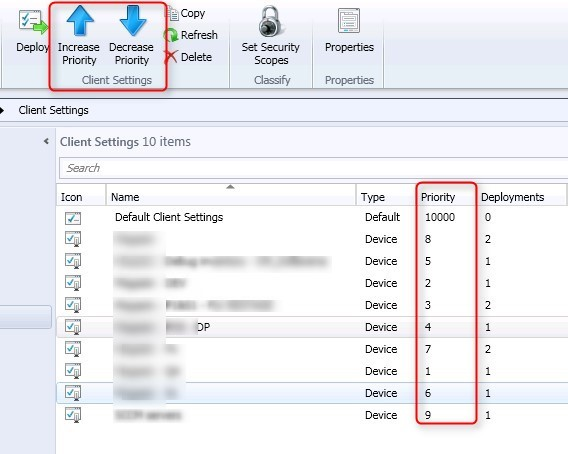 How to limit SCCM 2012 Pull Distribution Point Bandwidth