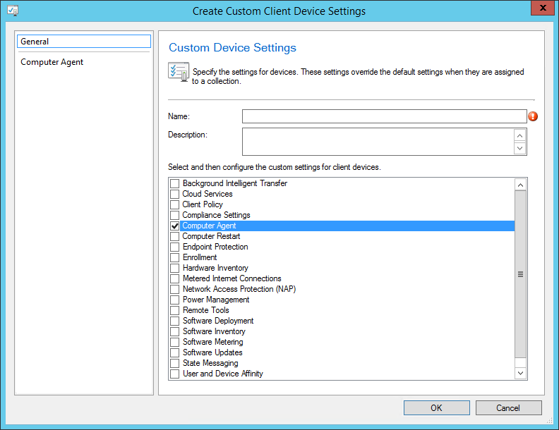How to enable the new SCCM 1511 Software Center