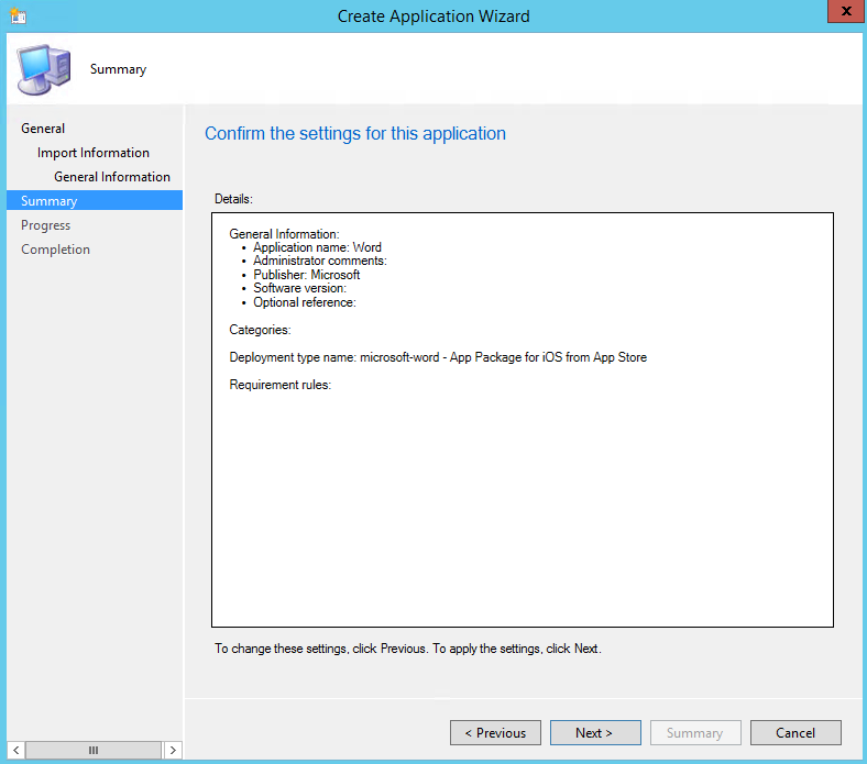 How to Deploy an iOS Application with Intune and SCCM