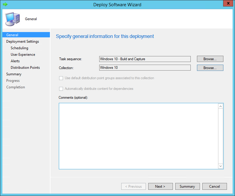 Windows 10 Deployment | Create SCCM Windows 10 Build and Capture