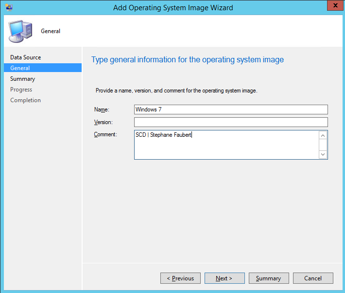 SCCM Windows 7 Convenience Rollup Image Creation