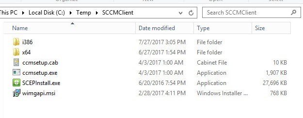 How To Install SCCM Client On Workgroup Computers