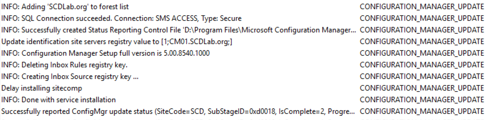 Step-by-Step SCCM 1706 Upgrade Guide