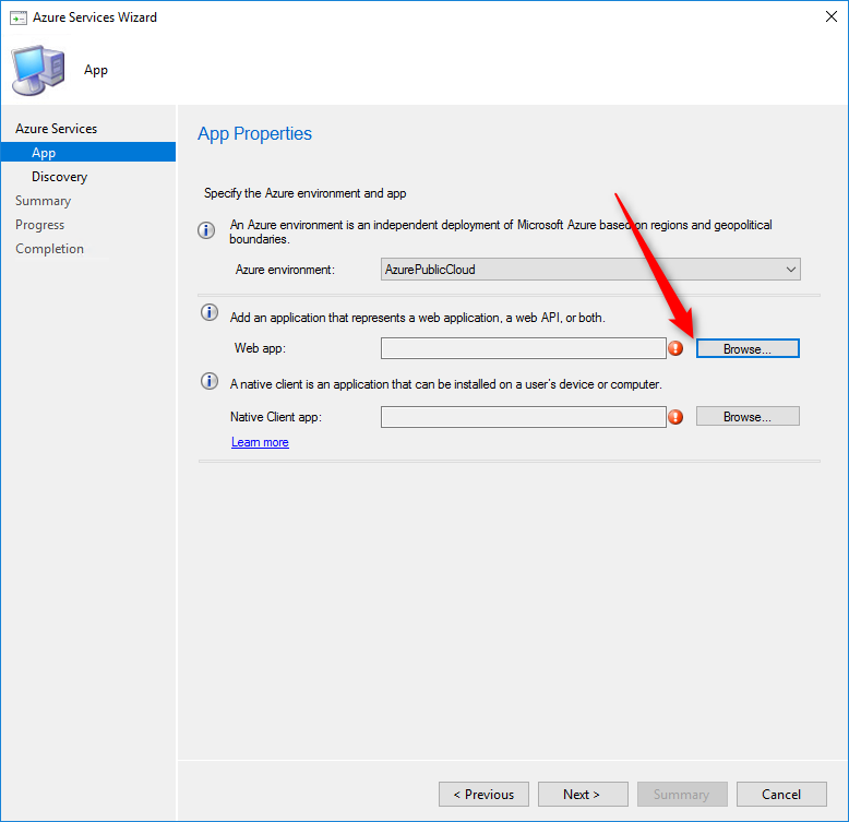 Enable SCCM Azure Active Directory User Discovery