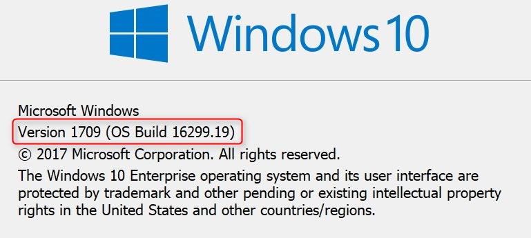 Windows 10 1709 Complete Upgrade Guide using SCCM