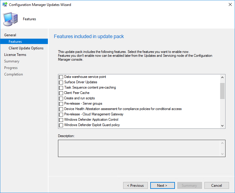 Step-by-Step SCCM 1710 Upgrade Guide