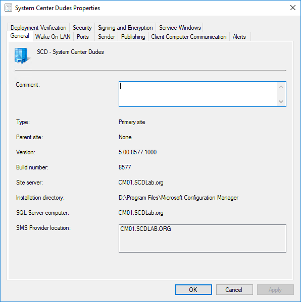 SCCM 1710 Upgrade Guide