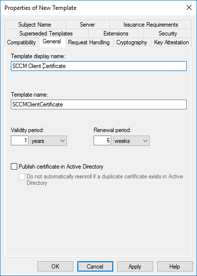 How to setup an SCCM Cloud Management Gateway