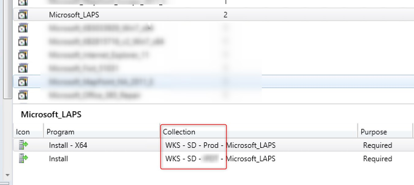SCCM Powershell Script Collections Folders