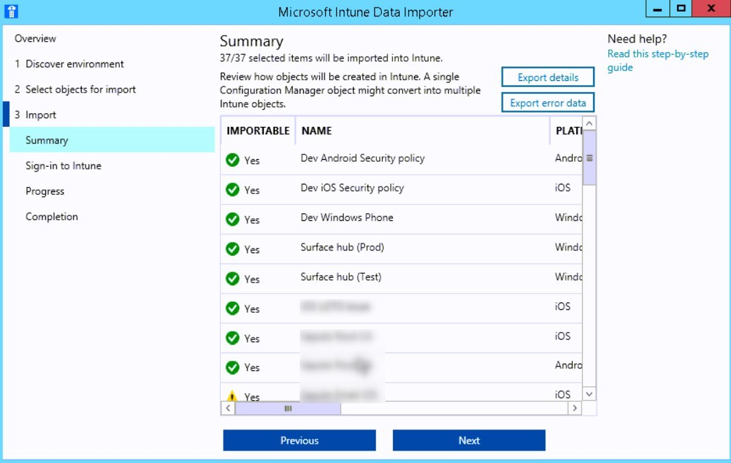 Change SCCM MDM authority Intune standalone