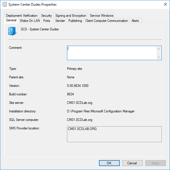 SCCM 1802 Upgrade Guide