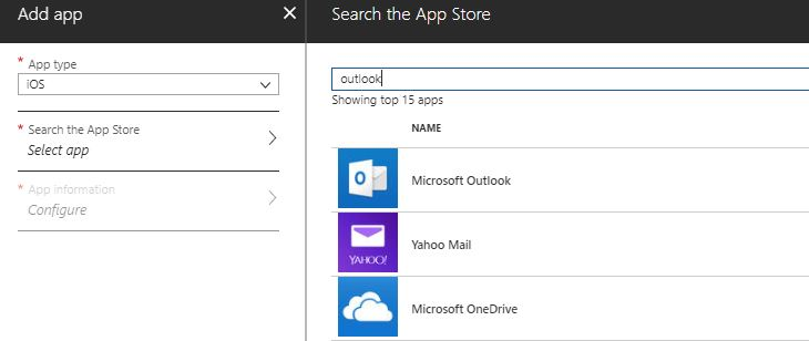 Migrate Users from iOS Mail Native to Microsoft Outlook with Intune