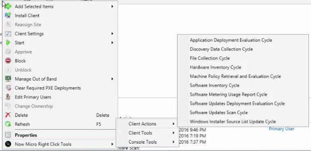 List of SCCM Must Have Tools - 2018 Edition