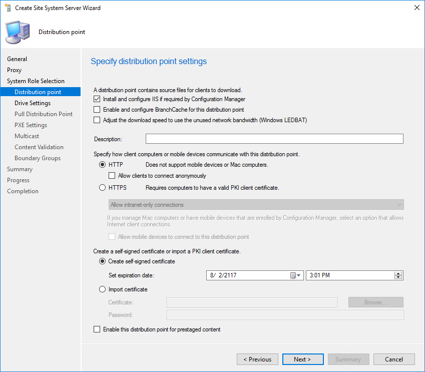 SCCM PXE Without WDS