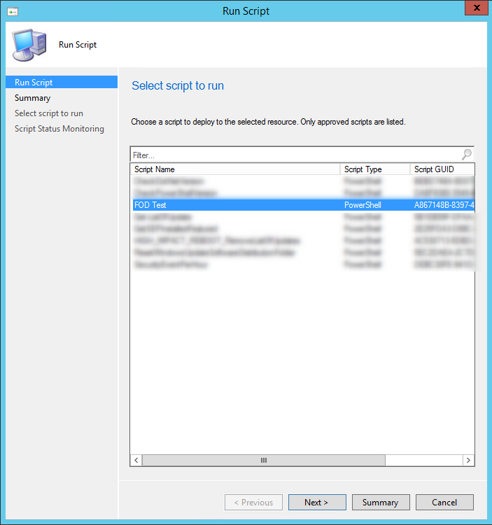 Deploy SCCM Feature on Demand