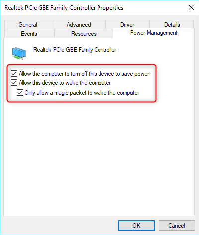 SCCM Wake on Lan Client Notification
