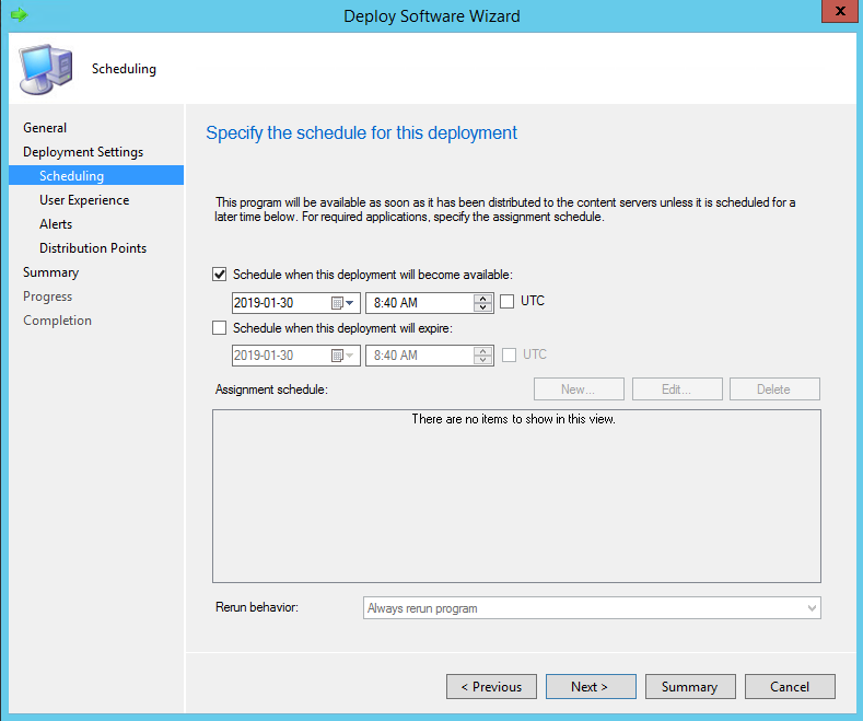 SCCM Windows 2019 Task Sequence