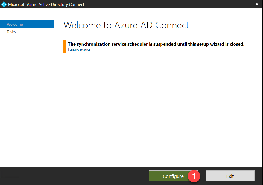 How to Install and Configure Azure AD Connect