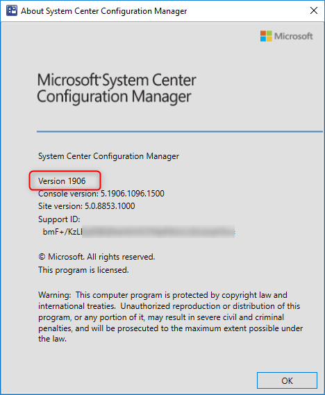 SCCM 1906 Step-by-Step Upgrade Guide