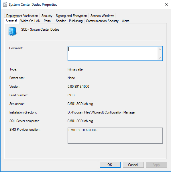 SCCM 1910 upgrade guide