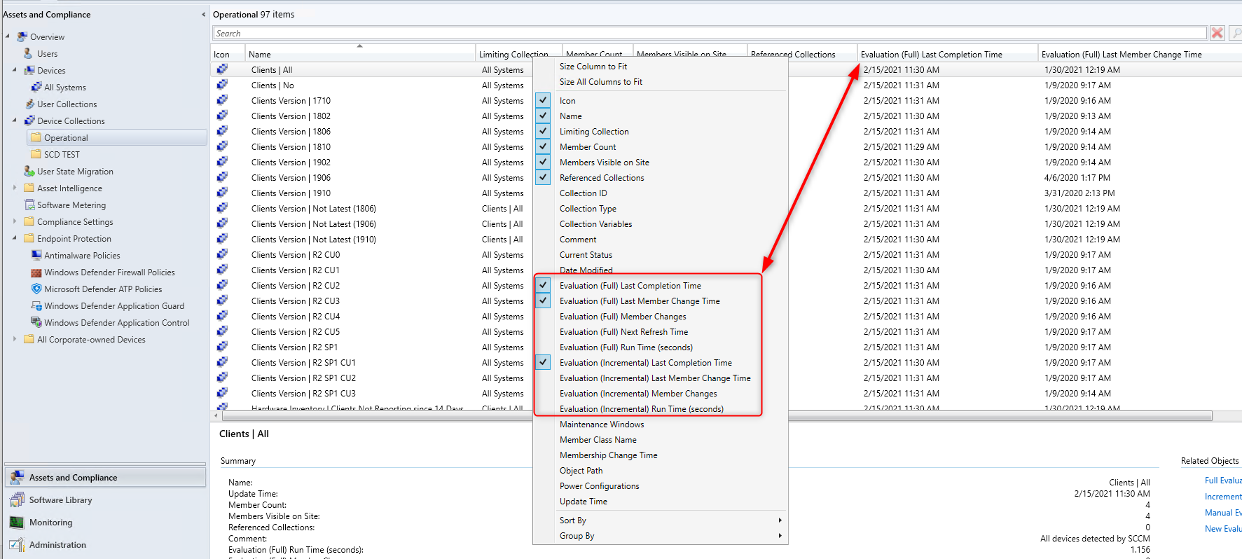SCCM Collections Management Tips
