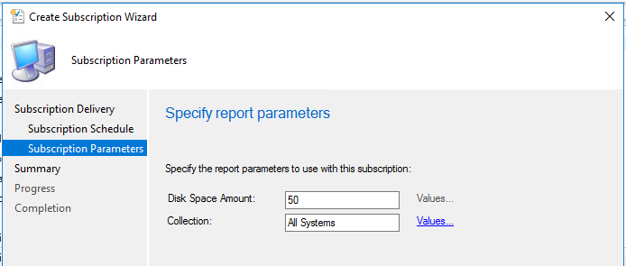 SCCM Email Notification